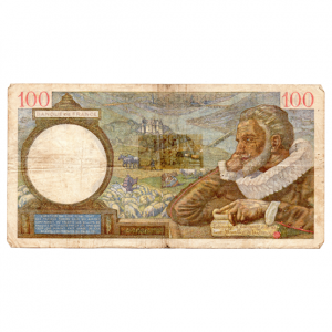 (FBILLS.100.1940.1.1.1940_08_08.259.145.341857145) 100 Francs Sully 1940 Verso (zoom)