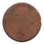 (W064.8Ma.18__.1.000000001) 8 Maravedis Ferdinand VII (millésime non identifiable) Avers