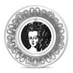 10 euro France 2015 argent BE - Sèvres Avers