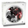 2 dollars Niue 2016 1 once argent BE - Kylo Ren (packaging) (visuel supplémentaire)