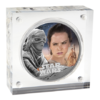 2 dollars Niue 2016 1 once argent BE - Rey Solo (packaging) (visuel supplémentaire)