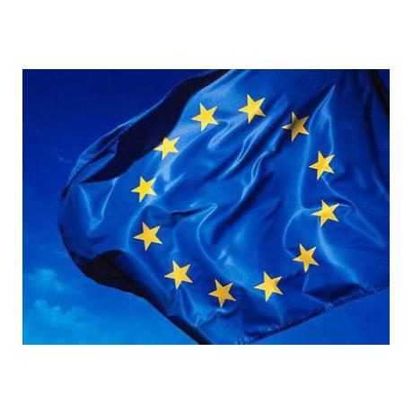 2 euro commémorative France 2015 - Drapeau européen (visuel complémentaire)