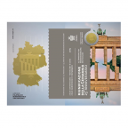 2 euro commémorative Saint-Marin 2015 - Réunification allemande (packaging)