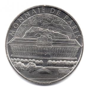 (FMED.Méd.souv.2015.CuNi1.000000002) Jeton touristique - Monnaie de Paris Avers