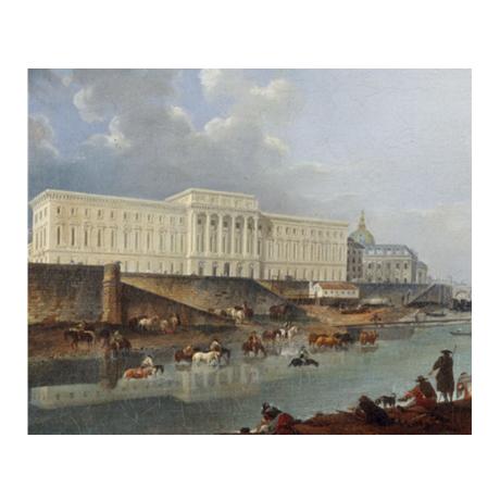 (FMED.Méd.souv.2015.CuNi1.000000002) Jeton touristique - Monnaie de Paris (visuel complémentaire)