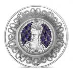Médaille argent - Sèvres Avers