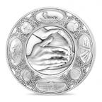 Médaille argent - Sèvres Revers