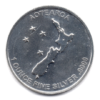 (BULLMED163.NZMint.1.ag.bullmed.1.000000002) Médaille argent 1 once - Fougère Revers