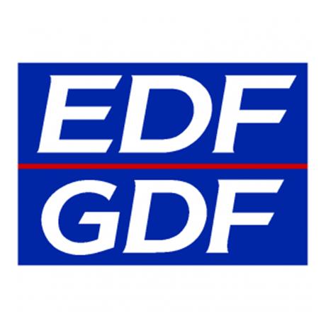 (FMED.Méd.MdP.CuSn39.1.PERS000000001) Médaille bronze - EDF GDF (visuel complémentaire)