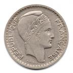 (FMO.10.1949_B.3.7.000000001) 10 Francs Turin 1949 B Avers