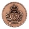 (MED18.Méd.AASFN.CuSn2.000000002) Médaille bronze - Hommage aux armoiries de Saint-Marin Avers