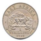 (W001.1.1sh.1948.1.000000001) 1 Shilling Lion 1948 Revers