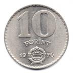 (W094.1000.1976.1.000000001) 10 Forint Liberté 1976 Revers