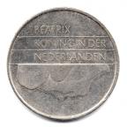 (W172.100.1982.1.1.000000001) 1 Gulden Beatrix 1982 Avers