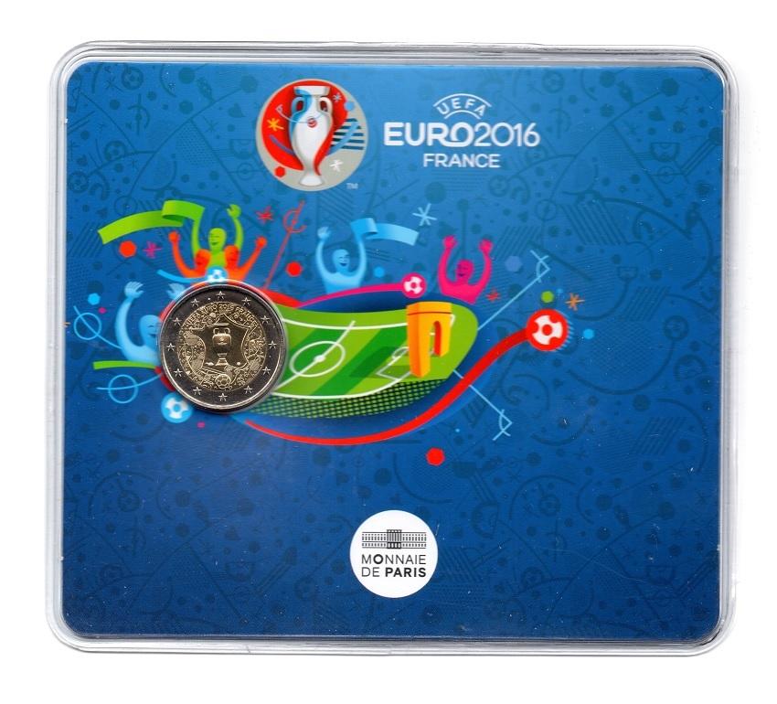 (EUR07.ComBU&BE.2016.200.BU.200.BU.10041301120000.06394) 2 euro France 2016 BU - UEFA Front (zoom)