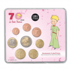Mini-set BU France 2016 - Naissance fille Recto