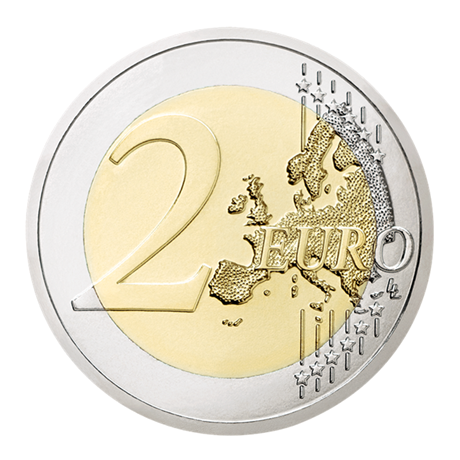 2 euro commémorative Autriche 2016 - Banque d'Autriche Revers