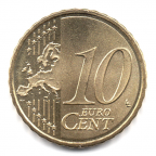 10 cent Andorre 2014 Revers