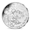 10 euro France 2016 argent - Le Petit Prince cinéaste Avers