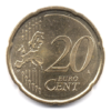 20 cent Andorre 2014 Revers