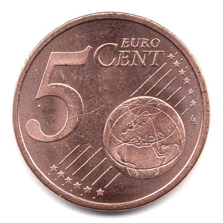 5 cent Andorre 2014 Revers