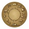 (FMED.Méd.MdP.2016.CuZn1) Médaille bronze florentin - Le Petit Prince et ses citations Revers