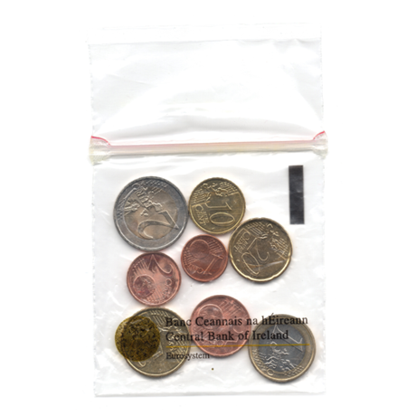 (LOT.EUR09.001to200.2013.0.000000002) 1 cent à 2 euro Irlande 2013 Revers