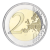 2 euro commémorative Finlande 2016 - Eino Leino Revers