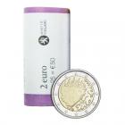 Rouleau 2 euro commémorative Finlande 2016 - Eino Leino