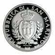 10 euro Saint-Marin 2016 argent BE - Grand Prix de Saint-Marin Avers