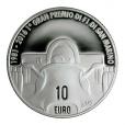10 euro Saint-Marin 2016 argent BE - Grand Prix de Saint-Marin Revers