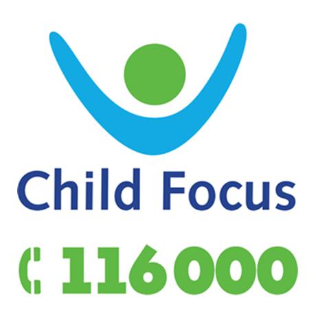 2 euro commémorative Belgique 2016 - Child Focus (visuel complémentaire)