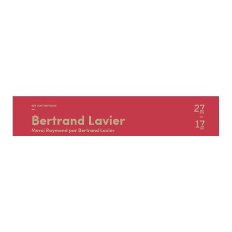 Merci Raymond, par Bertrand Lavier__27.05.2016-17.07.2016