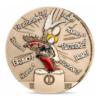 (FMED.Méd.MdP.2016.CuZn3) Médaille bronze florentin - Astérix aux Jeux olympiques Avers