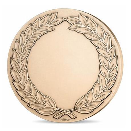 (FMED.Méd.MdP.2016.CuZn3) Médaille bronze florentin - Astérix aux Jeux olympiques Revers