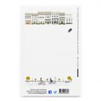 (FMED.Méd.tourist.n.d._2016_.CuNi12) Jeton touristique - Parisienne à Vélib Verso