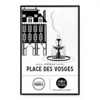 (FMED.Méd.tourist.n.d._2016_.CuNi15) Jeton touristique - Place des Vosges Recto