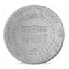 (FMED.Méd.tourist.n.d._2016_.CuNi16) Jeton touristique - Sacré-Coeur de Montmartre Revers