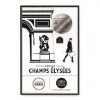 (FMED.Méd.tourist.n.d._2016_.CuNi3) Jeton touristique - Champs Elysées Recto