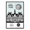 (FMED.Méd.tourist.n.d._2016_.CuNi6) Jeton touristique - Hôtel de ville de Paris Recto