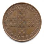(W176.0500.1978.1.10.000000001) 50 Centavos aux cinq écussons en croix 1978 Avers