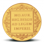 1 Ducat au chevalier 2016 - Or BE Revers