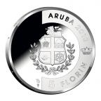 5 Florin Drapeau et indépendance 2016 - Argent BE Avers