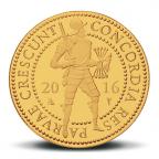 Double ducat au chevalier 2016 - Or BE Avers