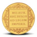 Double ducat au chevalier 2016 - Or BE Revers