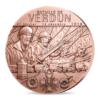 (FMED.Méd.MdP.2016.CuSn1) Médaille bronze - Première Guerre mondiale Avers