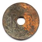 (FMO.005.1933.10.15.000000001) 5 centimes Lindauer, little diameter 1933 Obverse