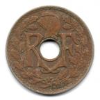 (FMO.025.1918.15.2.000000001) 25 centimes Lindauer 1918 Avers
