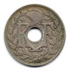 (FMO.025.1924.15.8.000000001) 25 centimes Lindauer 1924 Avers