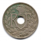 (FMO.025.1929.15.13.000000001) 25 centimes Lindauer 1929 Avers